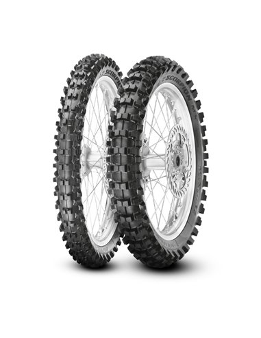 Pirelli Scorpion Mx32 Mid Soft 70/100 - 17 NHS 40M