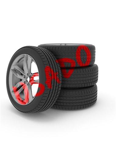 Neumático Usado Michelin Radial Ref: 1035