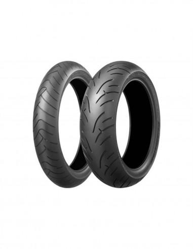 Pack Neumáticos Bridgestone BT023...