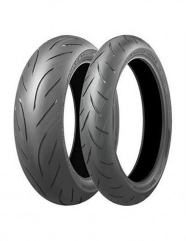 Pack Neumáticos Bridgestone S21...