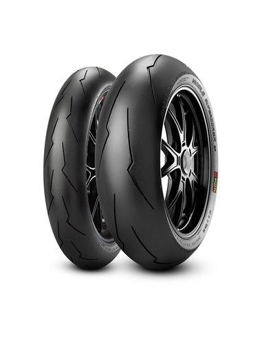 Pirelli Diablo Supercorsa V3 SC 110/70 ZR 17 M/C 54W TL SC1