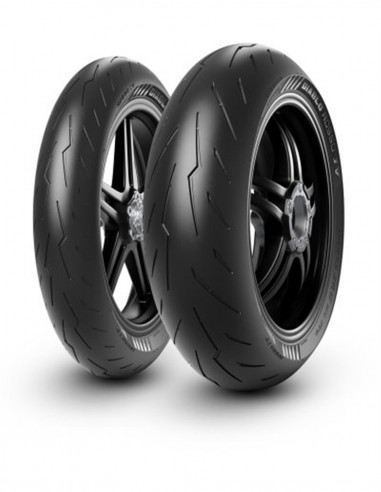 Pack Neumáticos Pirelli Diablo Rosso...
