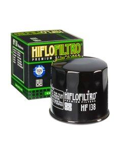 FILTRO ACEITE HF 138