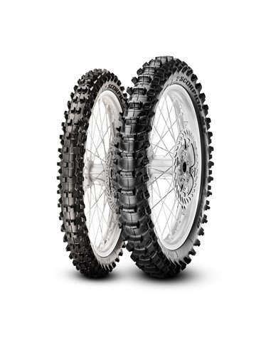 Pirelli Scorpion Mx Soft 90/100 - 16 NHS 51M