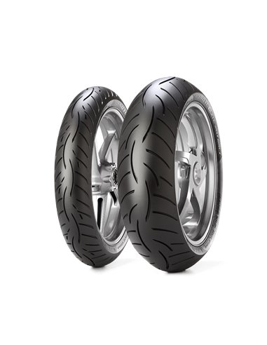 Metzeler Roadtec Z8 Interact 110/80 ZR 18 M/C (58W) TL (M)
